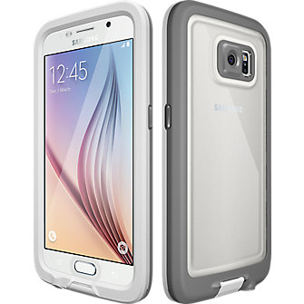 LifeProof fre Case for Samsung Galaxy S 6 - Avalanche/Black