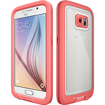 fre case for Samsung Galaxy S6 - Cutback Coral