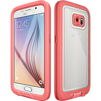 LifeProof fre case for Samsung Galaxy S6 - Cutback Coral