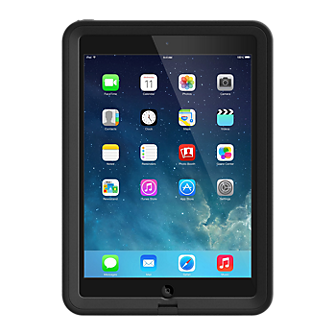 LifeProof fre Case for iPad Air - Black