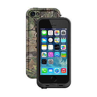 LifeProof fre for iPhone 5s - Real Tree Xtra Green