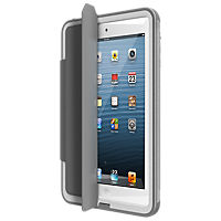 LifeProof Frē Portfolio Cover/Stand for iPad Mini - Grey