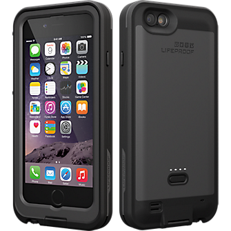 fre Power Case for iPhone 6 - Blacktop