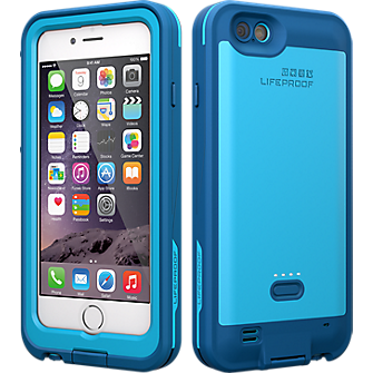 fre Power Case for iPhone 6 - Base Jump Blue