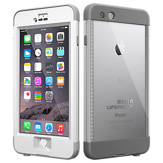 LifeProof nuud for iPhone 6 - Avalanche