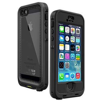 LifeProof nuud Case for iPhone 5/5s - Black
