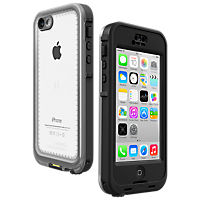 LifeProof Nüüd Case for iPhone 5c - Black