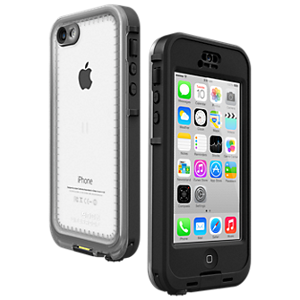 Lifeproof Nd Case for iPhone5c - Black