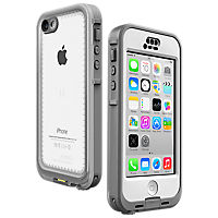LifeProof Nüüd Case for iPhone 5c - White