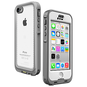 Lifeproof Nd Case for iPhone5c - White