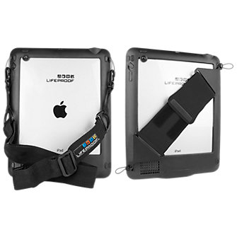LifeProof nuud Case Hand Strap + Shoulder Strap