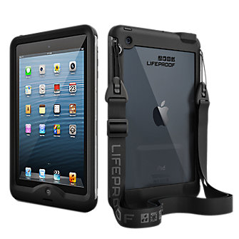 LifeProof nuud Case for iPad Mini - Black