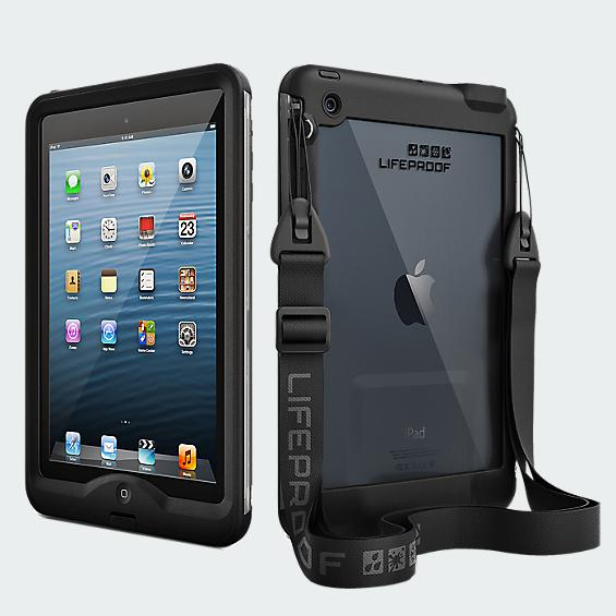 LifeProof Nüüd Case for iPad Mini - Black