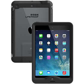 Lifeproof nuud Case for iPad mini with Retina display - Black