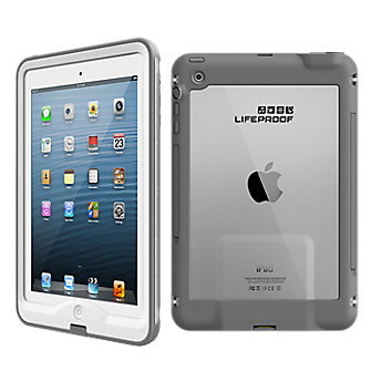 LifeProof nuud Case for iPad Mini - White
