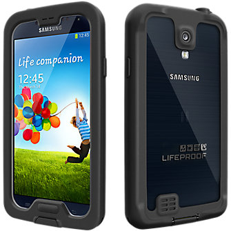 LifeProof nüüd Case for Samsung Galaxy S4