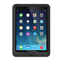 LifeProof nuud Case for iPad Air - Black