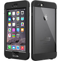 LifeProof nuud Case for iPhone 6 Plus - Black