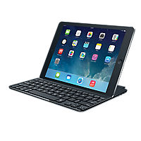 Logitech Ultrathin Keyboard Cover for iPad Air - Black
