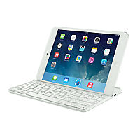 Logitech Ultrathin Keyboard Cover for iPad mini with Retina - White