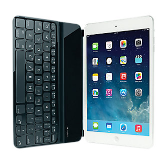 Logitech Ultrathin Keyboard Cover for iPad mini with Retina - Black