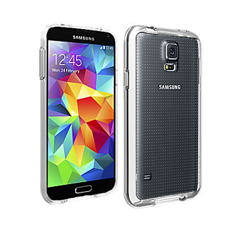 Case-Mate Naked Tough for Galaxy S 5 - Clear