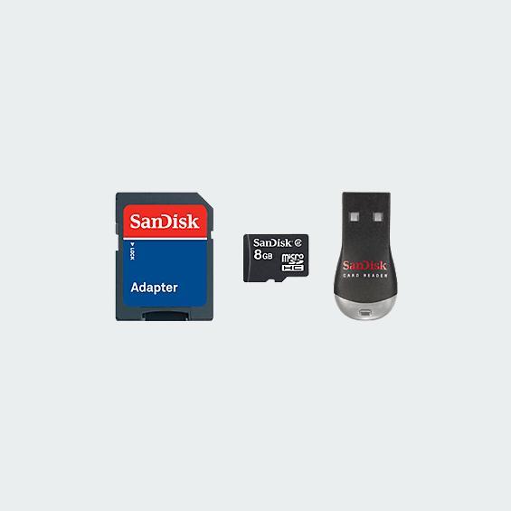 8 GB Memory Card