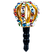 MiJack Phone Jack Crown - Multi Color