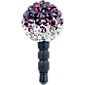 MiButton MiJack Phone Jack Crystal Ball - Purple