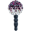 MiJack Phone Jack Purple Crystal Ball