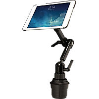 The Joy Factory MagConnect Cup Holder Mount for iPad mini 2