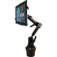 The Joy Factory Unite Cup Holder Mount - Universal Tablet