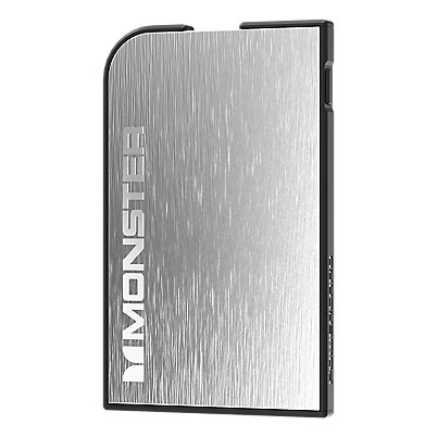 Monster Mobile PowerCard - Silver