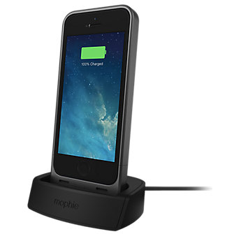 mophie juice pack dock for iphone 5/5s