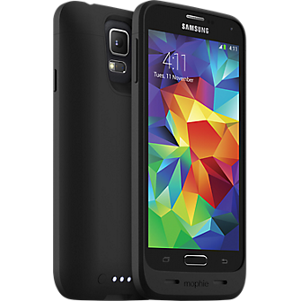 juice pack for Galaxy S5 - Black