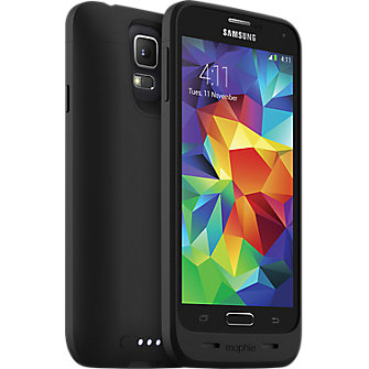 mophie juice pack for Galaxy S5 - Black