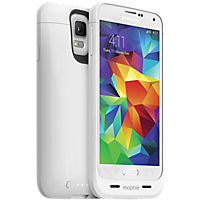 mophie juice pack for Galaxy S5 - White