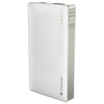 mophie Juicepack PowerStation 4000 White