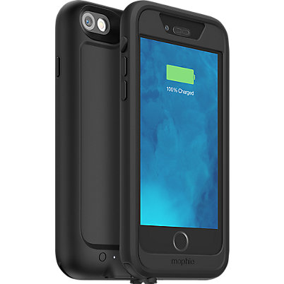 mophie juice pack H2PRO for iPhone 6 - Black