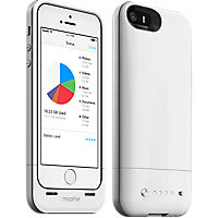 mophie space pack for iPhone 5s/5 - 32GB - White