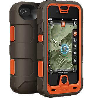 super popular 916fc 7dc4b mophie Juice Pack PRO Outdoor Edition Orange 2500 mAh Includes ...