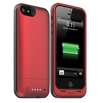 juice pack air for iPhone 5/5s - Red
