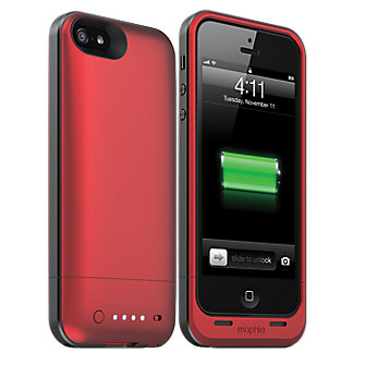 mophie juice pack air for iPhone 5/5s - Red
