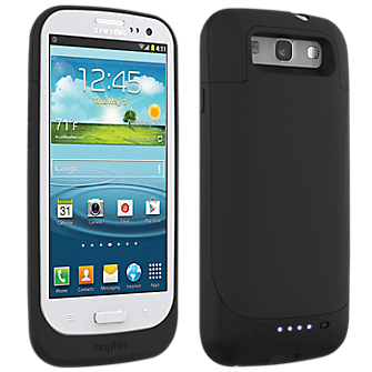 juice pack for Galaxy S III - Black