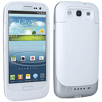 juice pack for Galaxy S III - White