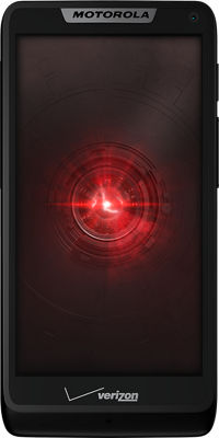 DROID RAZR M by MOTOROLA - Black