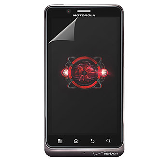 Anti-Glare Display Protectors for Motorola DROID Bionic