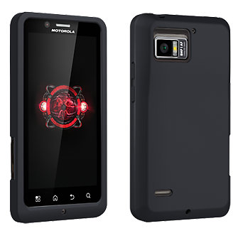 Silicone Cover for Motorola DROID  Bionic
