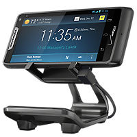 Motorola Flip Stand with Smart Charger for DROID RAZR M / HD