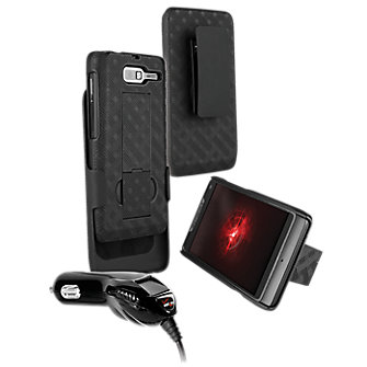 Power and Protection Package for Droid Razr M